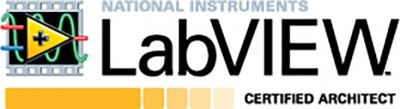 The third Certified LabVIEW Architect in ATEsystem