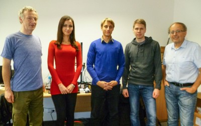 Experts from ATEsystem Jablonec became partners of Faculty of Mathematics and Physics at Charles University in Prague