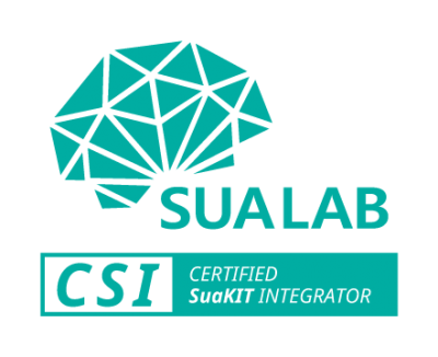 We have become a certified SUALAB's partner a SuaKIT's integrator