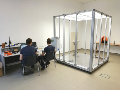 "The ""test cell"" for machine vision applications"