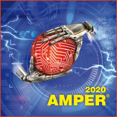 We will be attending AMPER 2020